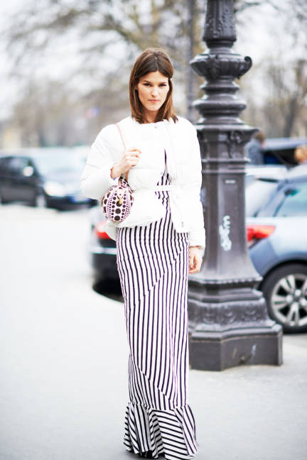 Одежда в полоску фото - полосатая одежда фото