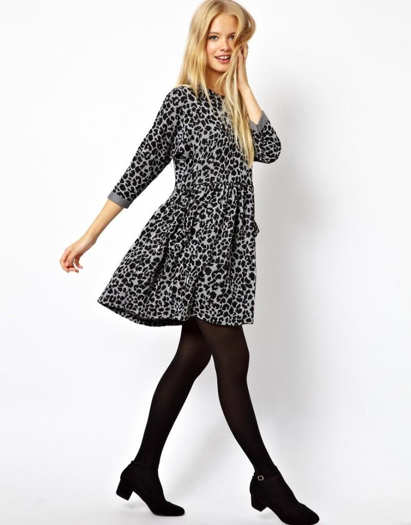осенние платья 2013 2014 фото