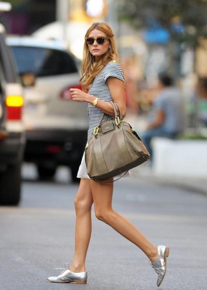 Стиль одежды Оливии Палермо фото