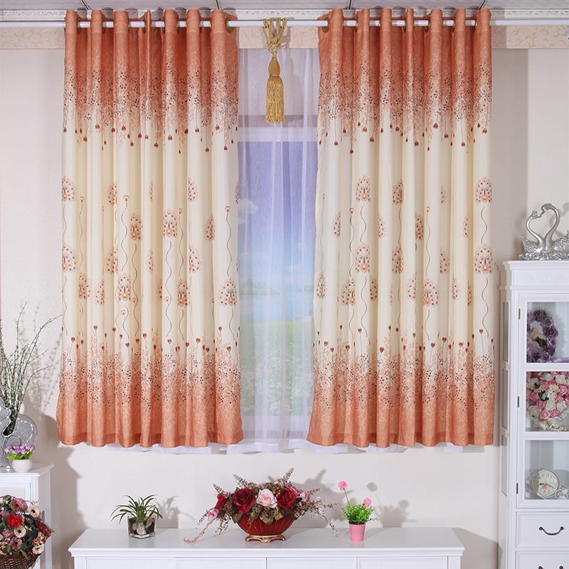 короткие шторы в гостиную до подоконника фото тунисе