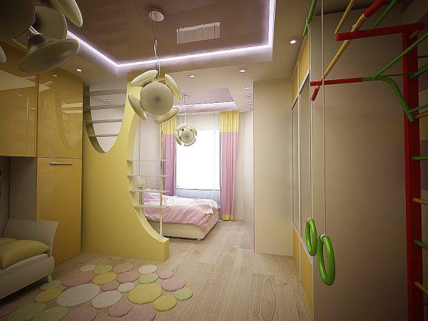 спальня и детская