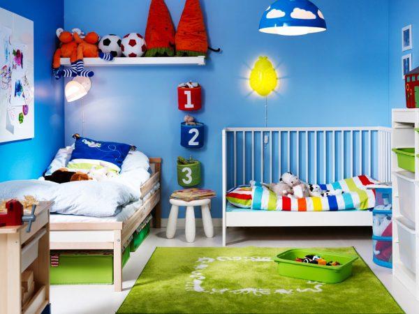 Как оформить детскую комнату, чтобы малышу было комфортно?