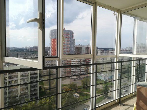 панорамные балконы