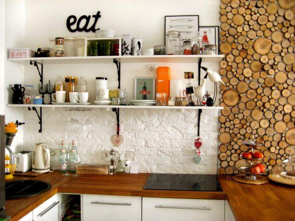 стена на кухне