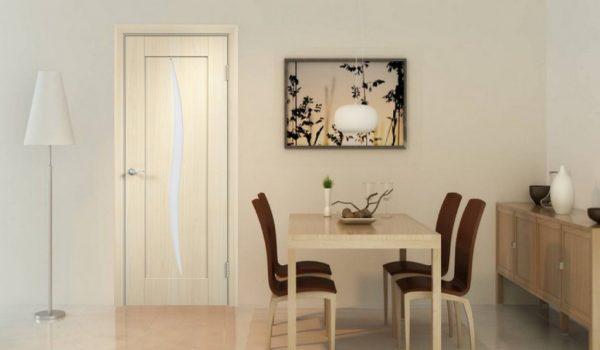 двери на кухню