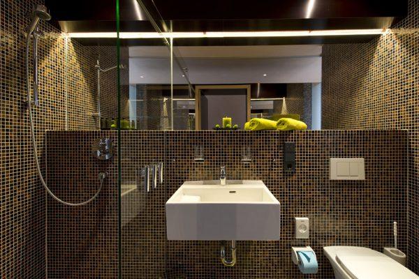 отделка ванной