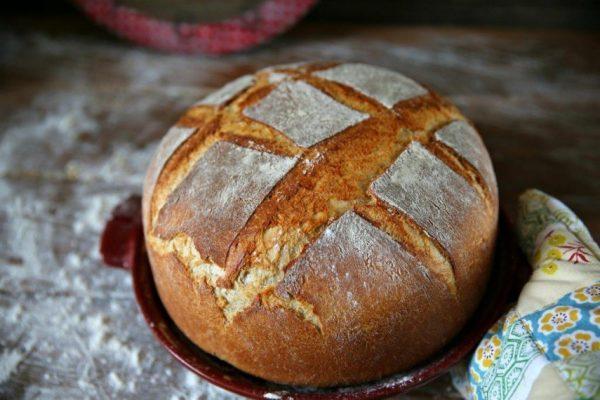 хлеб дрожжевой
