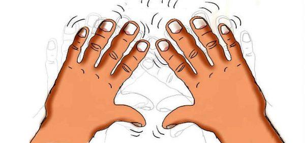 Почему трясутся руки? Причины, проблемы, как бороться?