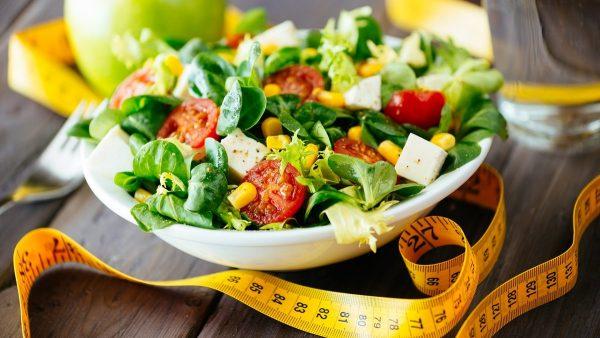 Правильный ужин: рецепты диетических салатов