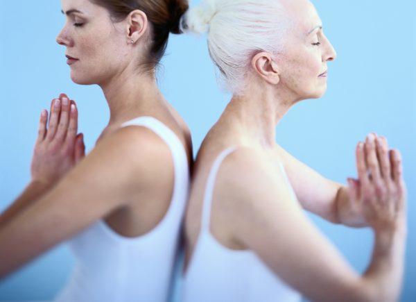 Два упражнения, которые помогут замедлить процесс старения организма