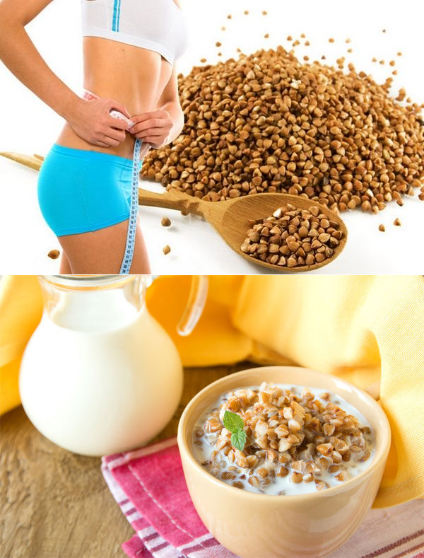 Гречневая диета чтобы быстро похудеть