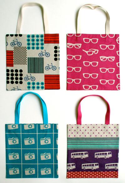 Подборка летних пляжных сумок DIY