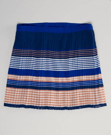 мини юбка на резинке