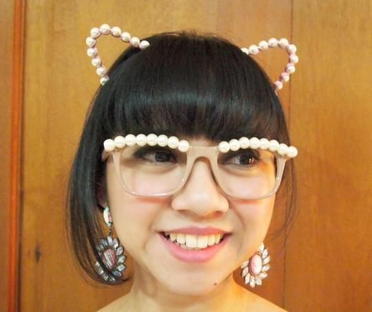 мастер класс как украсить очки своими руками
