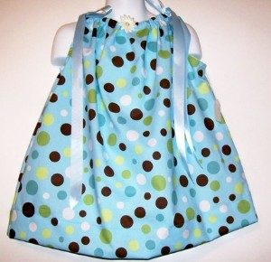 Как сшить детское летнее платье легко