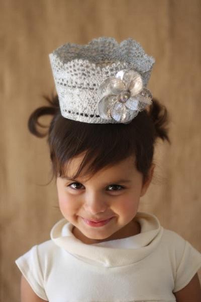 Мастер класс короны для девочки на Новый Год