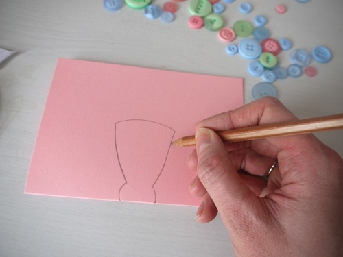 Как сделать ободок для девочки своими руками из фетра и пуговиц