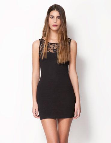 Платья из гипюра 2013 фото
