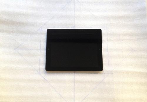 Чехол / Футляр для планшета своими руками