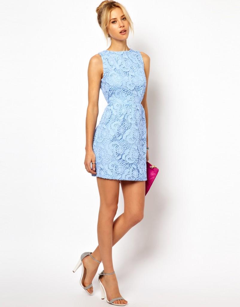Короткие летние платья 2013 (фото)