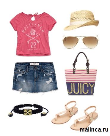 Сеты одежды лето 2013 / летние сеты одежды