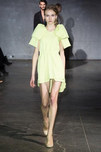 Модные коктейльные платья 2013