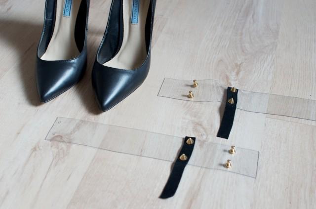 Как украсить туфли своими руками