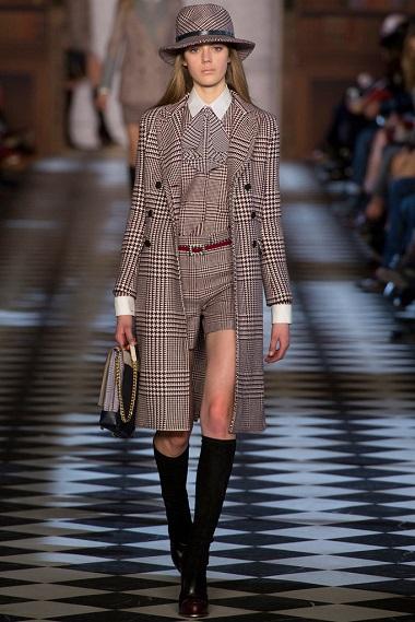 Стиль одежды преппи - preppy Tommy Hilfiger 2013