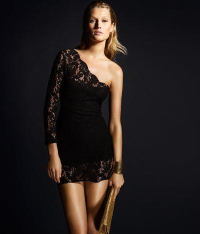 стильные платья лето 2013 H&M