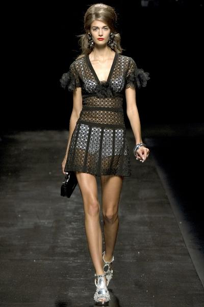 стильные платья лето 2013 Moschino