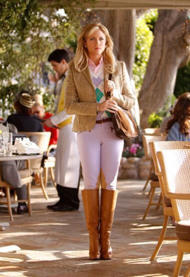 Стиль одежды преппи - preppy фото сплетница