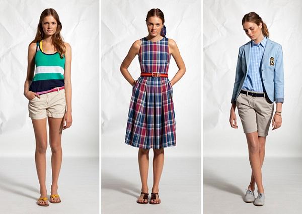 Стиль одежды преппи - preppy Gant 2013 фото