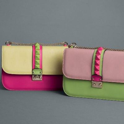 Женские сумки лето 2013 фото Valentino