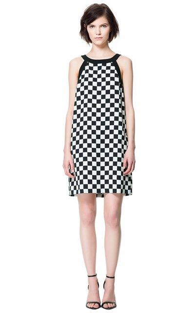 стильные платья лето 2013 Zara