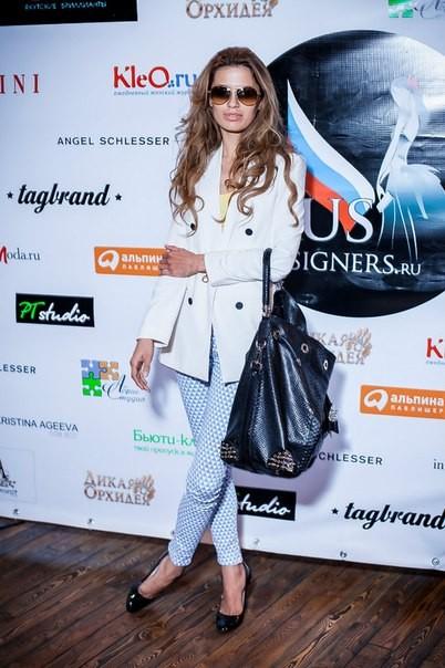 Стиль одежды Виктории Боня 2013 фото