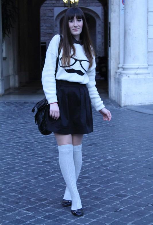 Школьный стиль в одежде