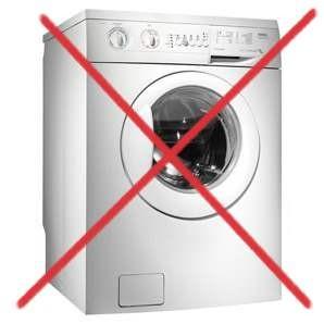 шелк нельзя стирать в стиральной машине