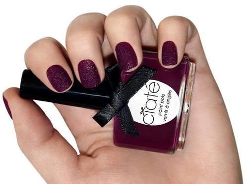 Вишневый цвет фото  бордовый маникюр, ногти