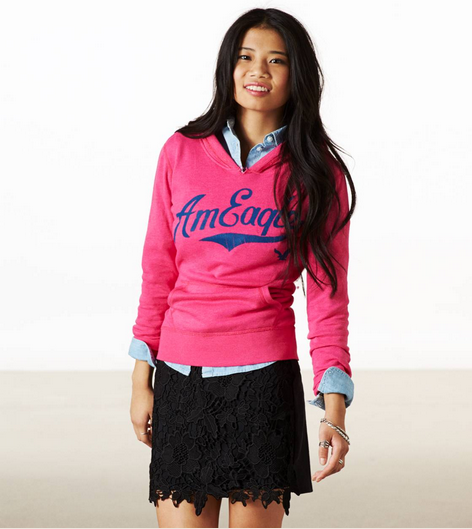 Такой разный американский стиль в одежде