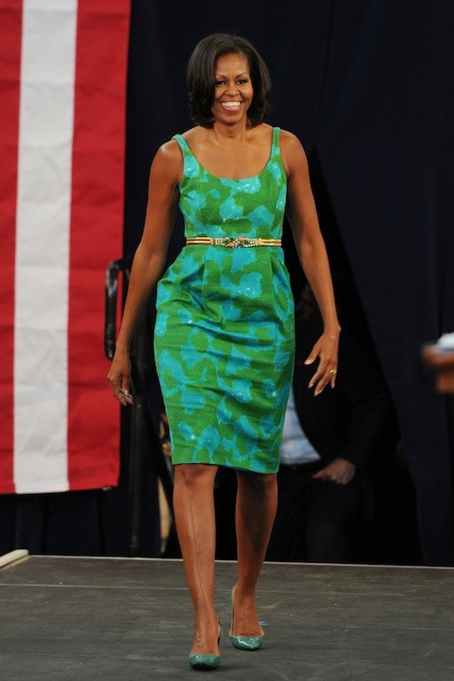 Стиль Мишель Обама фото