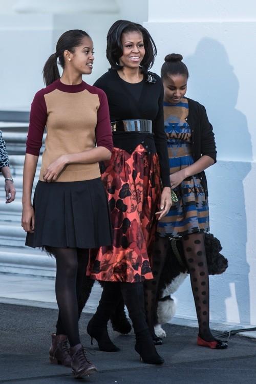 Платья Мишель Обама, Стиль Мишель Обама фото