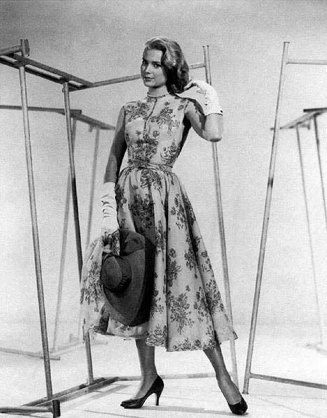 Стиль одежды Грейс Келли фото