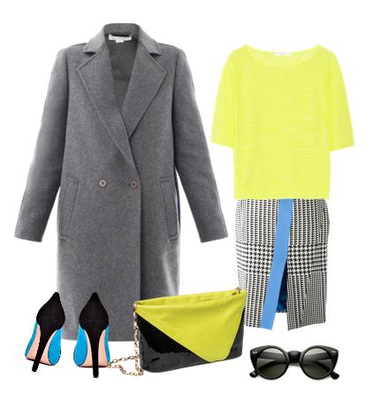 весенние сеты одежды 2014