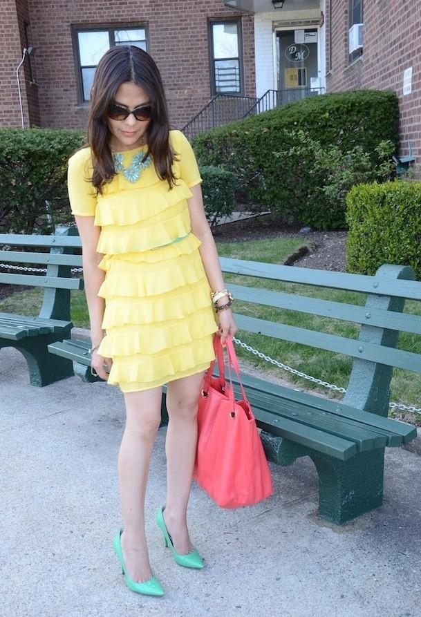 карамельные цвета в одежде