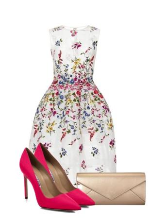 сеты поливор с цветочным платьем